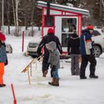 Festival de pêche blanche de Sainte-Aurélie crédit@Yvon Lacombe